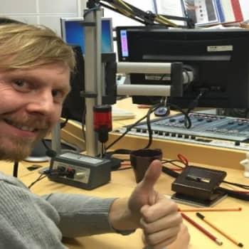Radio Suomesta poimittuja: Pekka Peura
