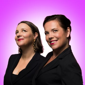 Aikuiset-sarjan käsikirjoittaja Anna Brotkin: Feminismi ei ole vain täydellisiä naisia, vaan kokonaisia ihmisiä virheineen