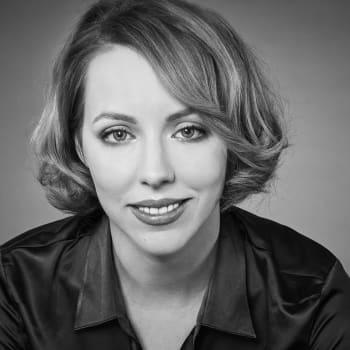 Katrine Marçal om sin bok Att uppfinna världen