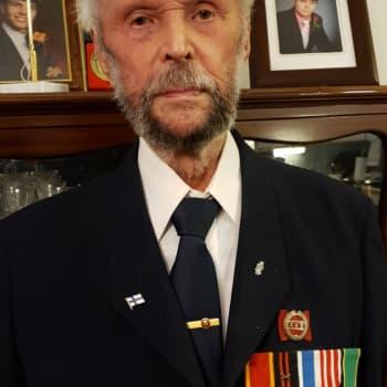 95-vuotias sotaveteraani Jorma Savukoski koki sodan ensihetket