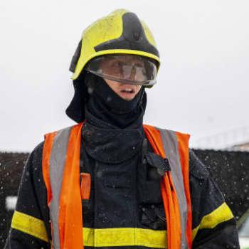 Palomiehen ei tarvitse olla teräsmies