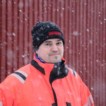 Mathias Lindberg vågade satsa trots pågående coronaepidemi