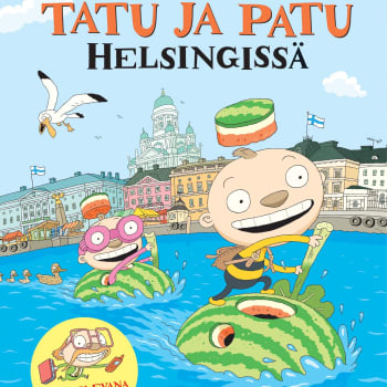 """Hauskojen Tatu ja Patu -kirjojen tekeminen on ryppyotsaista työtä ja ongelmanratkaisua - """"Lapsiyleisöä ei voi huijata"""""""