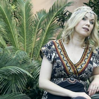Emmi Kujanpään mielestä bulgarialaisella laululla on parantava vaikutus