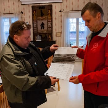 Aalnacko och dialekttavlor - Larsmo hembygdsförening dokumenterar i bild och ord