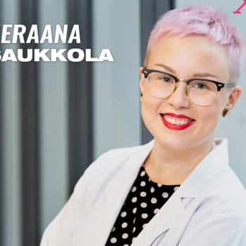 """Anni Saukkola vieraana: """"Totuuspohja väitteille on periaatekysymys"""""""