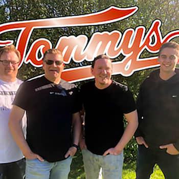 Tre nya låtar med Tommys