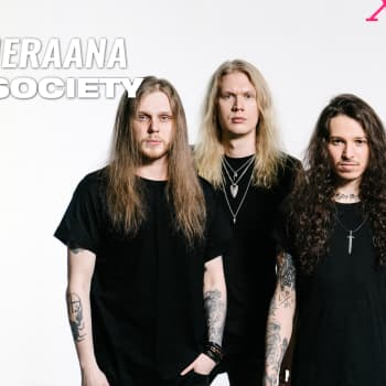 Lost Societyn Samy Elbanna vieraana: Children Of Bodom opetti, että voi olla iso tähti ja herttainen ihminen