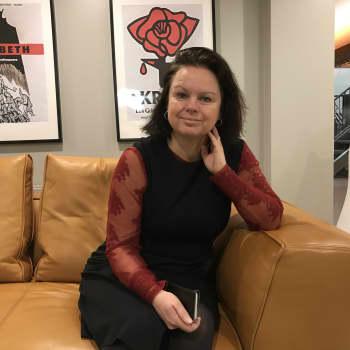 Ann-Luise Bertell om Wasa Teaters julkonsert