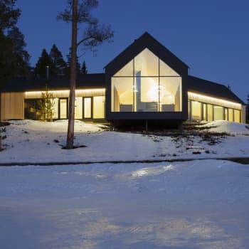 Aamuvirkku tarvitsee erilaisen talon kuin iltakukkuja ja siksi arkkitehti saattaa mennä henkilökohtaisuuksiin