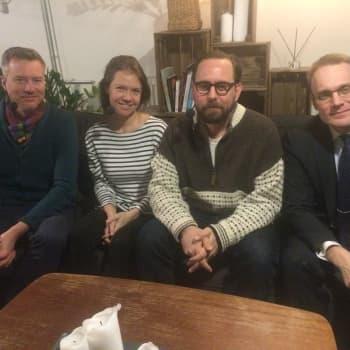 Efter Nio radio: Författaren Philip Teir testar köpstopp för att bli av med onödig konsumtion
