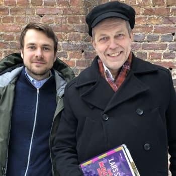 Kulturfondens vd Sören Lillkung vill få in läsrutiner i vardagen