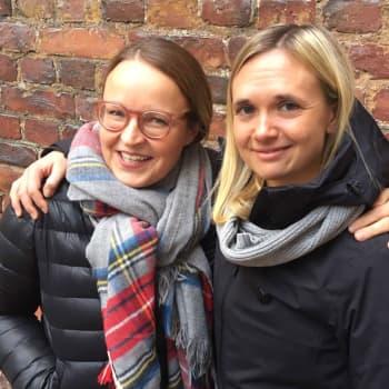 Gympaläraren Pia Kaijärvi vill få de unga att röra på sig mera