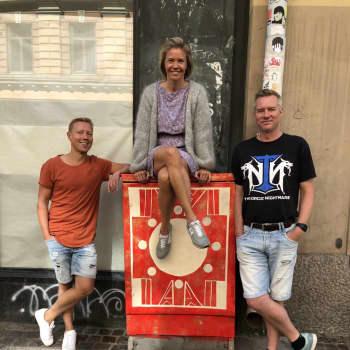 Nicke Aldén och programmet Egenland väcker nyfikenheten på det egna landet