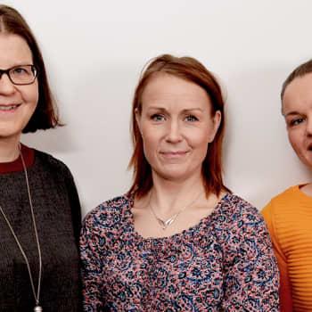 Tiina Lundbergin huoltamo: Tasapaino löytyy ruokarytmillä
