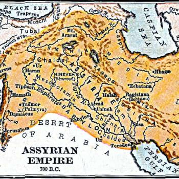 Ziyaret Tepen kaivaukset ja Assyrian viimeinen kirje.
