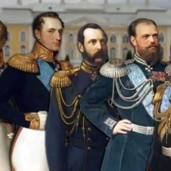 Ajankohtainen Ykkönen: Putin masinoi Venäjälle yhtenäistä historianopetusta