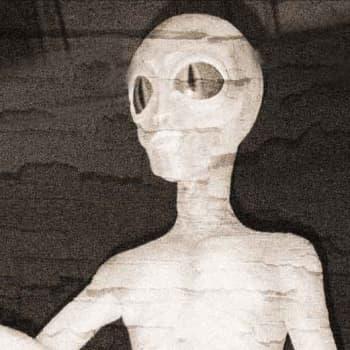 Kuuta ei ole! Salaliittoteorioiden kulttuurihistoriaa: Tulossa! Kuun valloitus ja nuo harmaat oliot ufoissaan