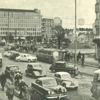 Kadonnut Tampere: Kylmähalli oli tamperelainen basaari