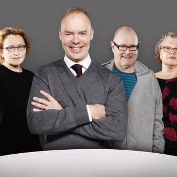 Pyöreä pöytä: Puolueuskottomuus, eläinten toiseus ja kolttosteleva Piispa, Syyttäjä ja Pääjohtaja