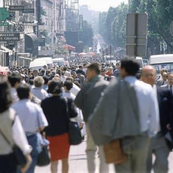 Eurooppalaisia puheenvuoroja: Ettei perspektiivi unohtuisi Euroopassa