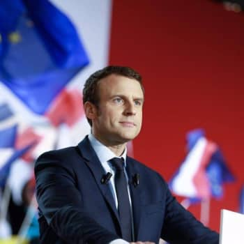 Eurooppalaisia puheenvuoroja: Macron Bonaparte