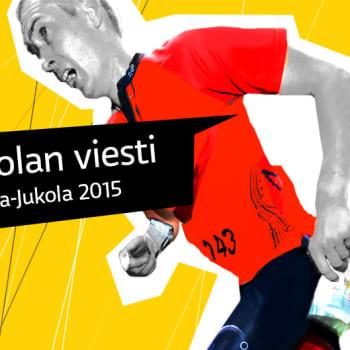Urheiluilta: Jukolan viesti 2015
