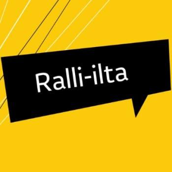 Urheiluilta: Jyväskylän ralli-ilta