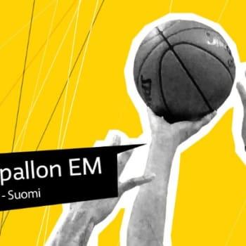 Urheiluilta: Koripallon EM: Kreikka - Suomi