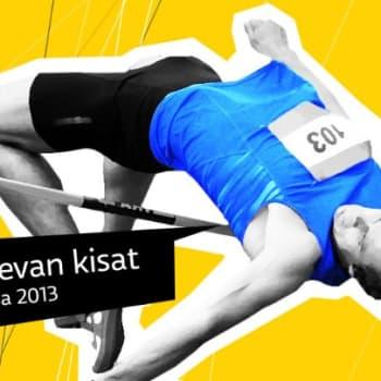 Urheiluilta: Kalevan kisat, Vaasa