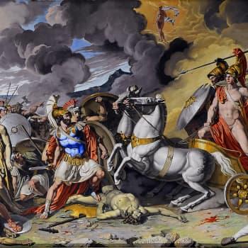 Trojanska kriget: Myt eller verklighet?