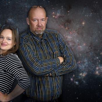 Kvanthopp: PODCAST Partikelfysikens mysterier / Robotbetjänten snart här?