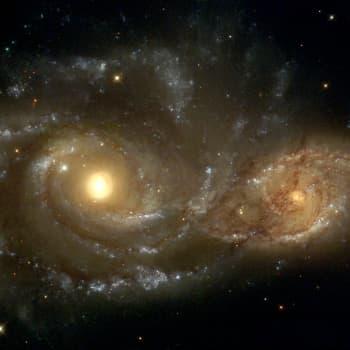 """Teorin om Allting och universums fyra """"superkrafter"""""""