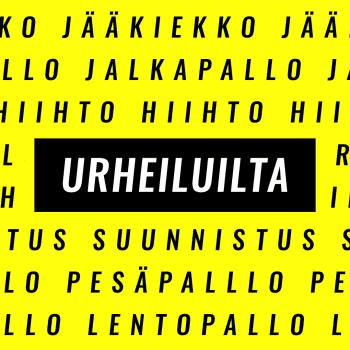 Urheilua Yle Puheessa: Siim Liivik