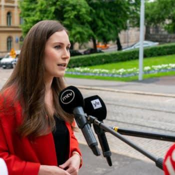 """""""Lite mer vänster, lite mer finskt"""" - Socialdemokrater samlas till kongress för att välja Sanna Marin till ordförande"""