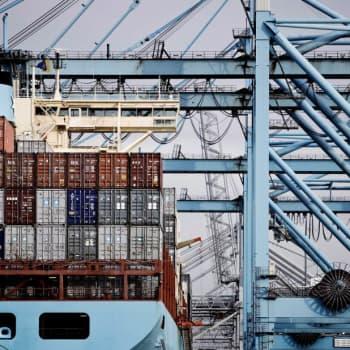 Åbo hamn förbereder sig för avtalslöst Brexit