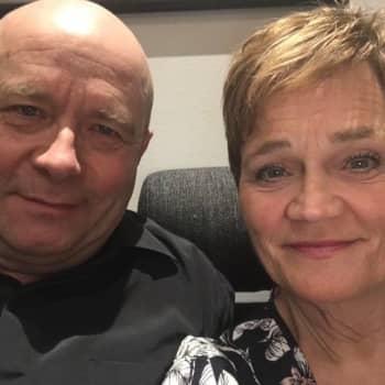 Ann-Katrine Burman ger ut ny skiva och överraskar maken Göran