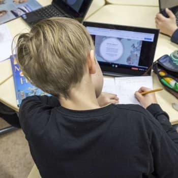 Ojämlikheten ökar när elever tvingas ta eget ansvar för sitt lärande
