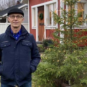 Antti Rytiojalle joulukirkko on lähes 40-vuotinen perinne - nyt hän osallistuu netin tai radion välityksellä