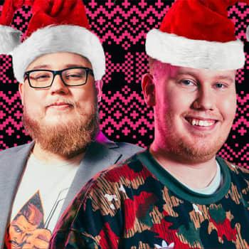 Kareisen ja Womman jouluspesiaali - Jouluaaton lähetys