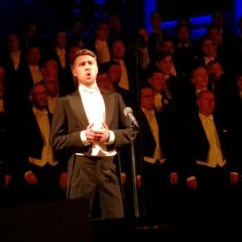 Ylioppilaskunnan Laulajien joulukonsertti