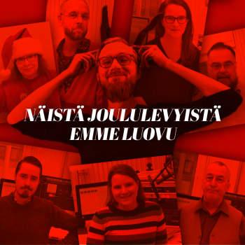 Joulun tutut äänet - Yle Radio 1:n kuuluttajat