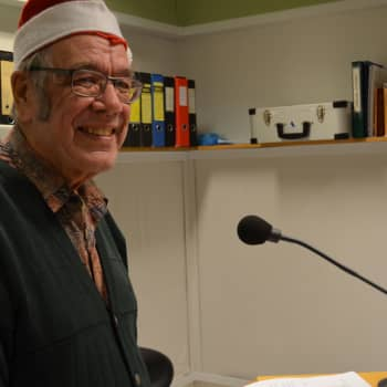 Kuuluttaja emeritus Pertti Eerola
