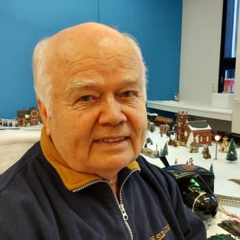 Sunnuntaivieras Hannu Vepsäläinen joutui 11-vuotiaana tulkiksi