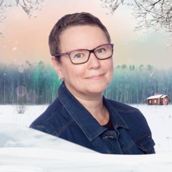 Vegas vinterpratare: Kyrkoherde Camilla Svevar