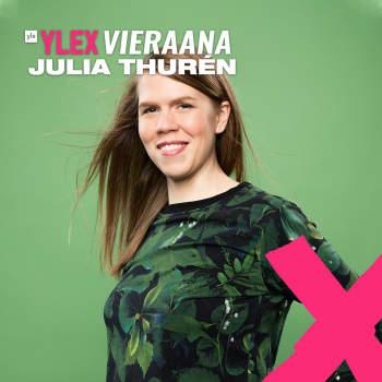 """Julia Thurén vieraana: """"Sukupuolittuneet asenteet kuluttamista kohtaan voivat muovata lapsen suhtautumista tasa-arvoon"""""""