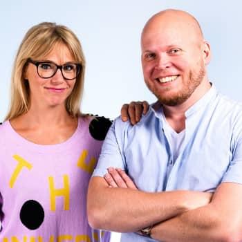 Lördagsgäster: Carl Mesterton och Carita Holmström