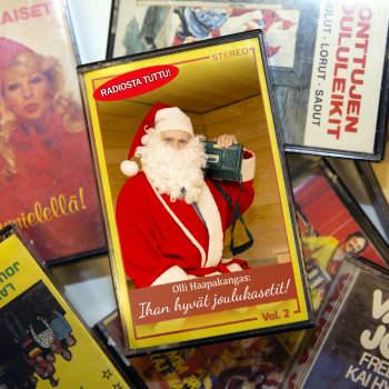 Huoltamokasettien ilta 5: Ihan hyvät joulukasetit vol 2