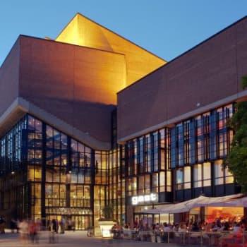 Shaker Loops Münchenissä ja Hildegard Bingeniläinen Kööpenhaminassa