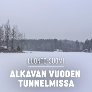 Luonto-Suomi alkavan vuoden tunnelmissa